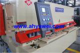 Barra de transferência de Ahyw Anhui Yawei na tabela de funcionamento Ghilotine Mecanice