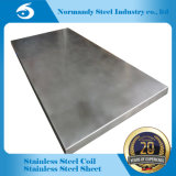Feuilles laminées à chaud d'acier inoxydable d'ASTM 201 pour la construction