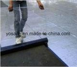 feuille enroulée modifiée par polymère auto-adhésif de membrane imperméable à l'eau de bitume de SBS