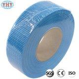白いカラー65g大理石の研摩剤のガラス繊維の網