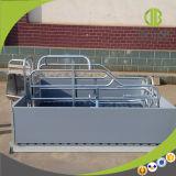 Alta calidad que pare los altos embalajes de parto galvanizados Strengh para el cerdo