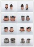 Tipo commutatore della scanalatura degli ami per il motore di CC della spazzola con il motore dell'automobile (5 ami ID3.175mm OD7.6mm L15.7mm)