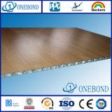 Comitato di legno del favo del laminato del grano per il soffitto