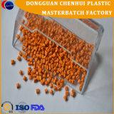 Neuer LDPE/HDPE orange Pigment-Film, der orange Masterbatch durchbrennt