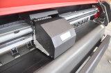3.2m Sinocolor Km-512I com a máquina de impressão do cabo flexível das cabeças de Konica Km512/14pl