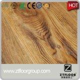 Выбитая деревянная планка винила PVC поверхностного покрытия