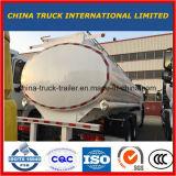 camion de réservoir diesel de l'alliage 22500L d'aluminium