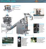 Máquina de empacotamento espiral italiana automática da massa do macarrão de Penne da câmara de ar do cotovelo