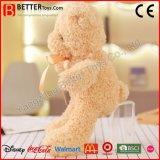 Ours de nounours mol superbe de jouet de peluche de caresse de cadeau d'amour pour des enfants/gosses