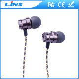 최고 베이스 중국 공장 Earbuds 금속 이어폰