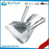 Pala di paletta commerciale dell'imbuto delle patate fritte dell'acciaio inossidabile con le doppie maniglie staccabili di plastica