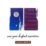 De alta frecuencia 13.56MHz bajo tarjeta del hotel de la ISO 14443A del protocolo