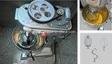 Tres mezclador planetario de lujo de la velocidad 6kg 40L