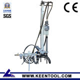 The Stone Quarry에 있는 Drilling Wire Introducing Hole를 위한 아래로 The Hole Drill Machine