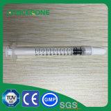 Hembra oral cosmética Luer Lock Syringe 1ml con los PP materiales