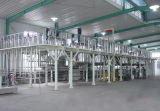 Chemische het Mengen zich van het roestvrij staal 316L Tank met Mengapparaat