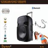 De perfecte Aangedreven Spreker van de FM BR USB van het Karretje van het Karretje Draadloze Bluetooth