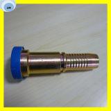 連結の油圧ホースフィッティングSAEのフランジ6000 Psi 87613