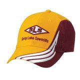 Form-Zoll-Baumwollsport-Hut-Baseballmütze-Golf-Schutzkappen 100%