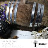 _D de madeira feito-à-medida do tambor de vinho de Hongdao
