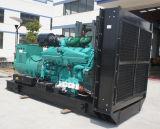 groupe électrogène diesel du bâti 300kw ouvert