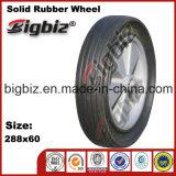 販売のためのチンタオ6X1.5の堅いゴム足車の車輪