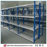 Shelving médio do Shelving industrial do varejo do ângulo