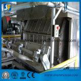 Papel Waste automático que recicl a bandeja do ovo da galinha da celulose 30 que faz o preço da máquina
