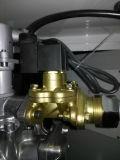 Stazione di servizio due tester per due tipi dell'olio
