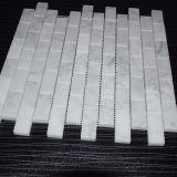 Цена мрамора плитки мозаики Thassos нового кирпича типа белое