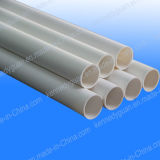 Electrical 플라스틱 PVC Pipes와 Fittings