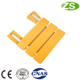 Custom Yellow e White Safety Medical Equipment Shower Chair