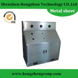 Cutting MachineのためのミラーFinish Sheet Metal Fabrication Enclosure