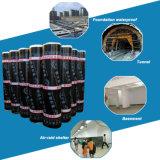 het Bitumineuze Waterdichte Membraan van 2mm, Zelfklevend Bitumineus Waterdicht Membraan