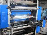 Machine d'impression de Flexo de la couleur Yb-2600 deux pour le film plastique