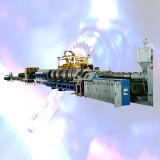 Tubo plástico Línea-PP que hace la máquina