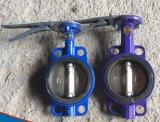 Wasser-Typ Drosselventil durch Edelstahl