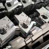 Металл высокого качества OEM Qingdao стальной штемпелюя части
