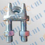 索具のハードウェアのステンレス鋼ワイヤーロープクリップ