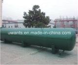 大きい容量の木製のさび止めの処置タンク