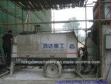 Schlussteil-Betonpumpe mit Ausgabe 60m3/H