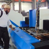Fabrik-Zubehör CNC-Ausschnitt-Maschine für 1-3mm Ms/Ss