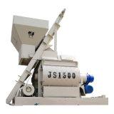Misturador concreto elétrico do eixo gêmeo (Js1500) para a venda