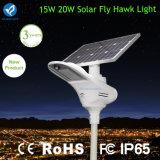 Lumière solaire Integrated solaire de faucon de mouche des modes 15W de multicapteur