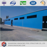 Costruzione d'acciaio prefabbricata per il magazzino della struttura d'acciaio