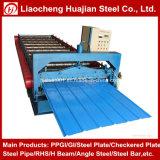 Hojas de acero galvanizadas del material para techos acanalado usadas para el material de material para techos