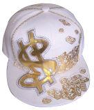 Gorra de béisbol de encargo del Snapback con la insignia Gjfp17156 del Applique