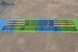 De vrije Verschepende Nano Hengel van de Karper van de Koolstof Toray