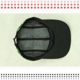 6 protezioni piane dei cappelli di Snapback dei comitati con il disegno di DIY