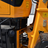 Chargeur hydraulique de grande roue de chargeur de roue de boîte de vitesses avec le prix de promotion
